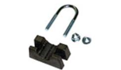RDGM40-Manual Door Saddle U-clamp-Large