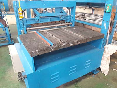 Hidraulic Cutting Machine (5)