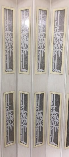 ฉากกั้นห้องญี่ปุ่น พลาสติก กระจกอะคริลิค