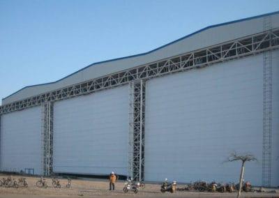 ประตูฮังก้า ดอร์ ขนาดใหญ่